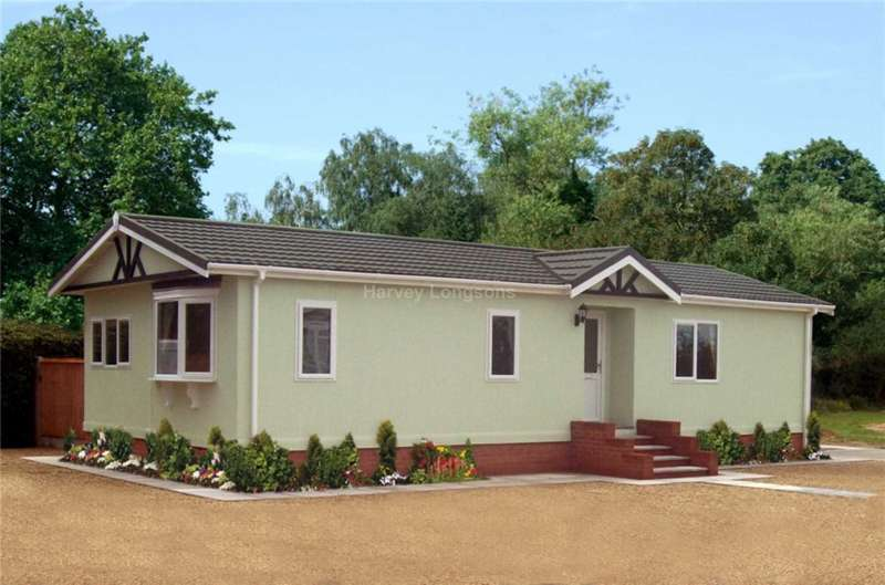 2 Bedrooms Park Home Mobile Home for sale in Gladstone Way, Mancot, Deeside