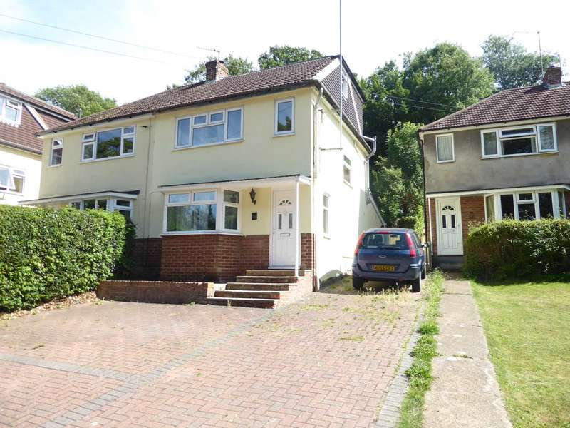 3 Bedrooms Semi Detached House for sale in Winterbourne Close, Lewes