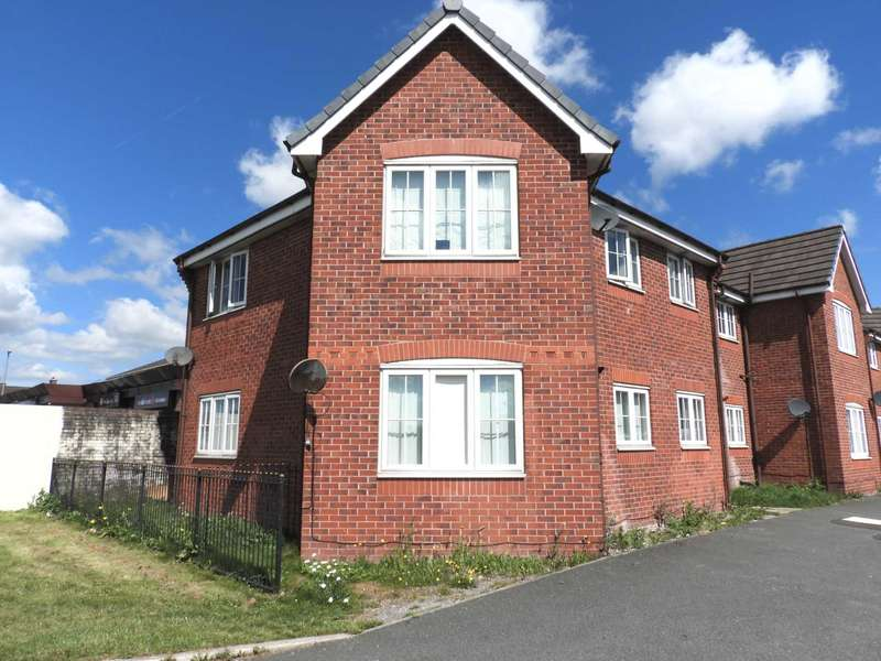 2 Bedrooms Apartment Flat for sale in Marnwood Walk, Kirkby