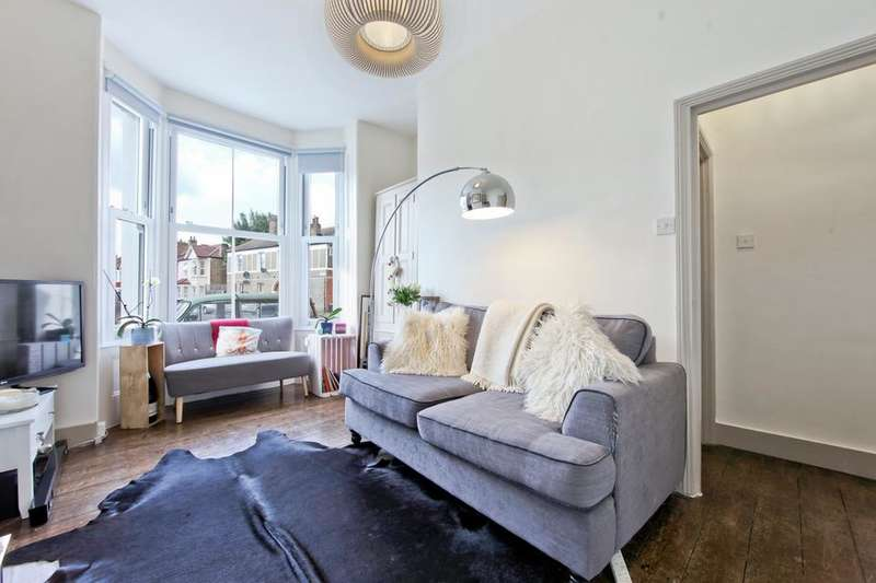 1 Bedroom Flat for sale in Vant Road, London SW17