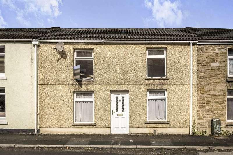 2 Bedrooms Terraced House for sale in Birchgrove Road, Birchgrove, Swansea