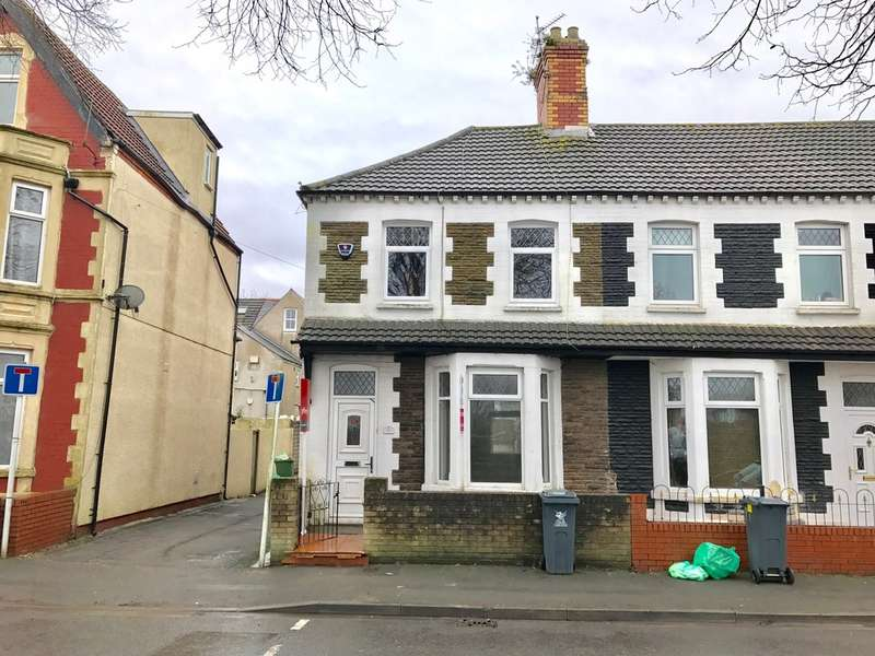 3 Bedrooms Terraced House for sale in Clarence Embankment, Cardiff