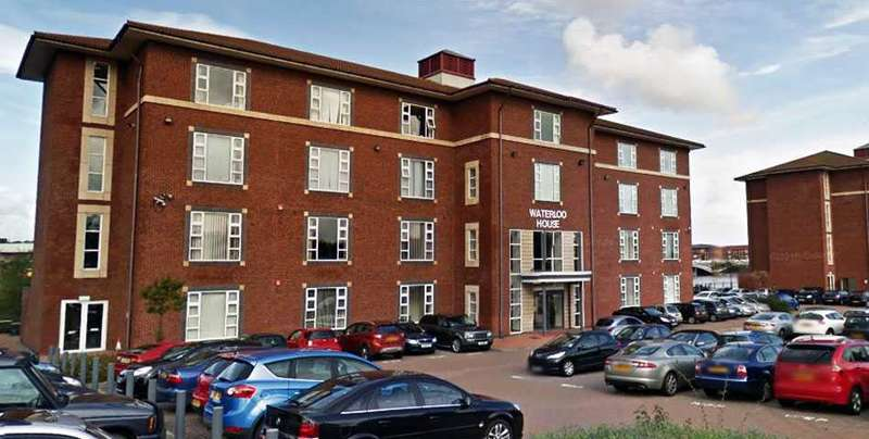 Studio Flat for sale in Waterloo House, Teesdale South, Thornaby Place, Stockton-on-Tees
