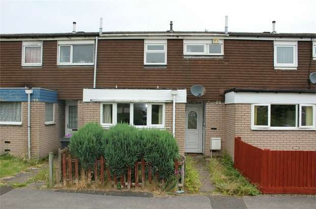3 Bedrooms Terraced House for sale in Wantage, Telford, Shropshire