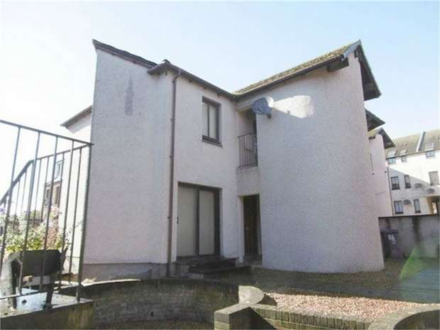 2 Bedrooms Flat for sale in Church Street, Arbroath, Angus