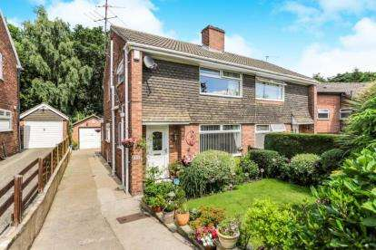 3 Bedrooms Semi Detached House for sale in Standon Drive, Wincobank, Sheffield