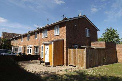 3 Bedrooms End Of Terrace House for sale in Newmarket, Suffolk