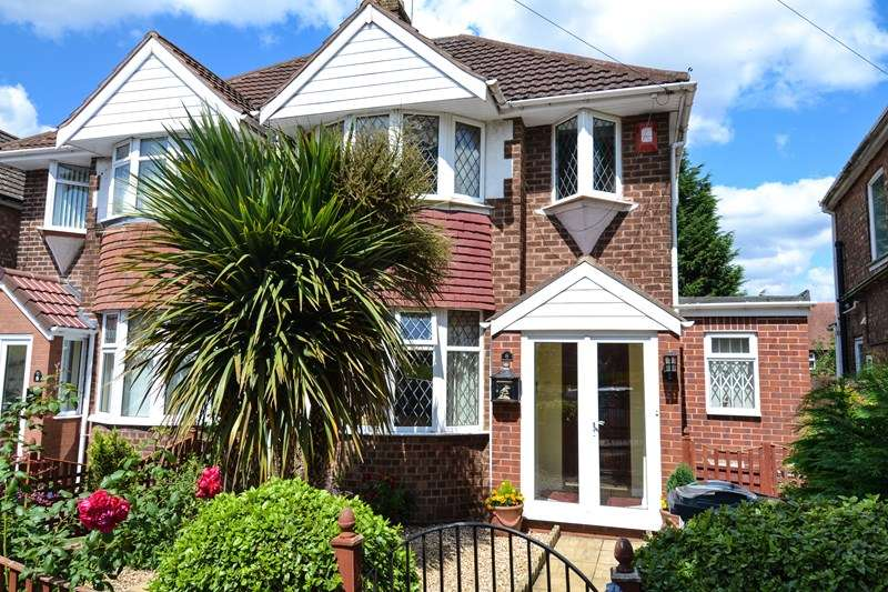 3 Bedrooms Semi Detached House for sale in Edenhurst Road, Longbridge, Birmingham