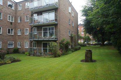 2 Bedrooms Flat for sale in Langham Court, Mersey Road, Manchester, Greater Manchester