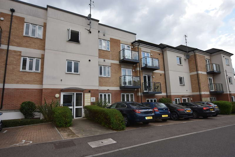 1 Bedroom Flat for sale in Da Vinci Court, Cezanne Road, Garston Watford
