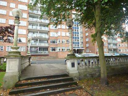 2 Bedrooms Flat for sale in Viceroy Court, Lord Street, Southport, Merseyside, PR8