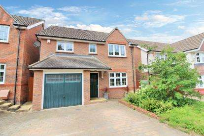 4 Bedrooms Detached House for sale in Long Wood Meadows, Cheswick Village, Bristol