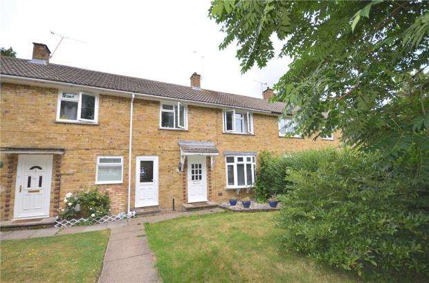 3 Bedrooms Terraced House for sale in Furzemoors, Bracknell, Berkshire