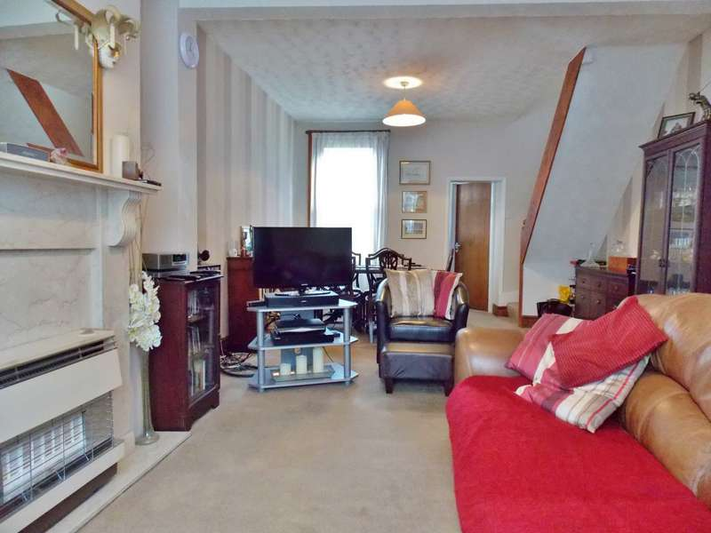 2 Bedrooms Terraced House for sale in Falcon Street, Plaistow