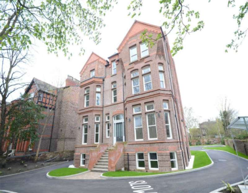 3 Bedrooms Apartment Flat for sale in Livingston Drive North, Liverpool