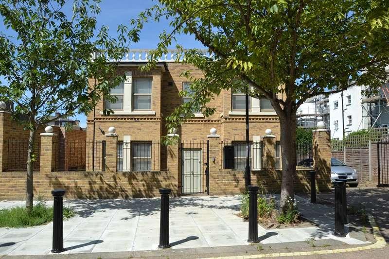 4 Bedrooms Detached House for rent in Askew Crescent, Shepherds Bush