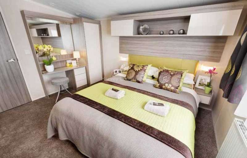 2 Bedrooms Caravan Mobile Home for sale in Coast View Holiday Park, Torquay Rd