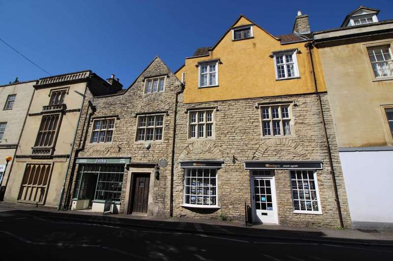 4 Bedrooms Town House for sale in Cork Street, Frome