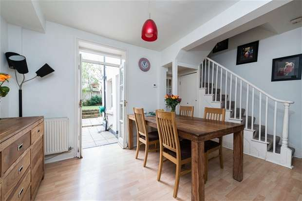3 Bedrooms Terraced House for sale in Wingmore Road, Herne Hill