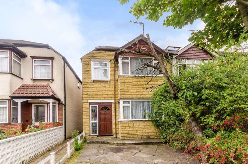 4 Bedrooms End Of Terrace House for sale in Cromwell Avenue, New Malden, KT3