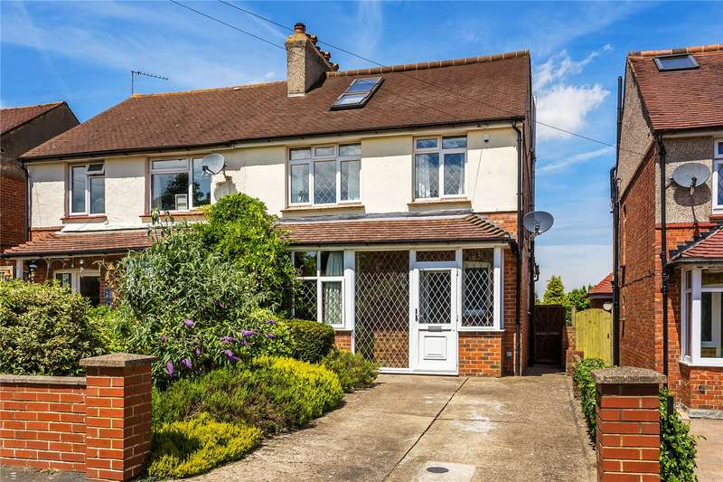 4 Bedrooms Semi Detached House for sale in Avenue Road, Caterham, Surrey, CR3