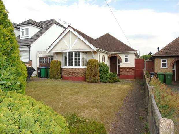 2 Bedrooms Bungalow for sale in Wimborne Grove, Watford