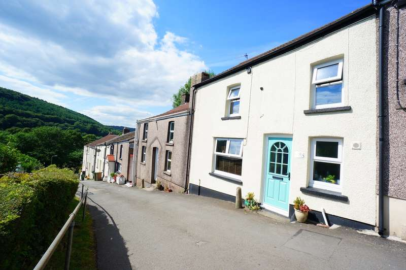 3 Bedrooms Cottage House for sale in Hill Street, Abercarn, Newport, NP11