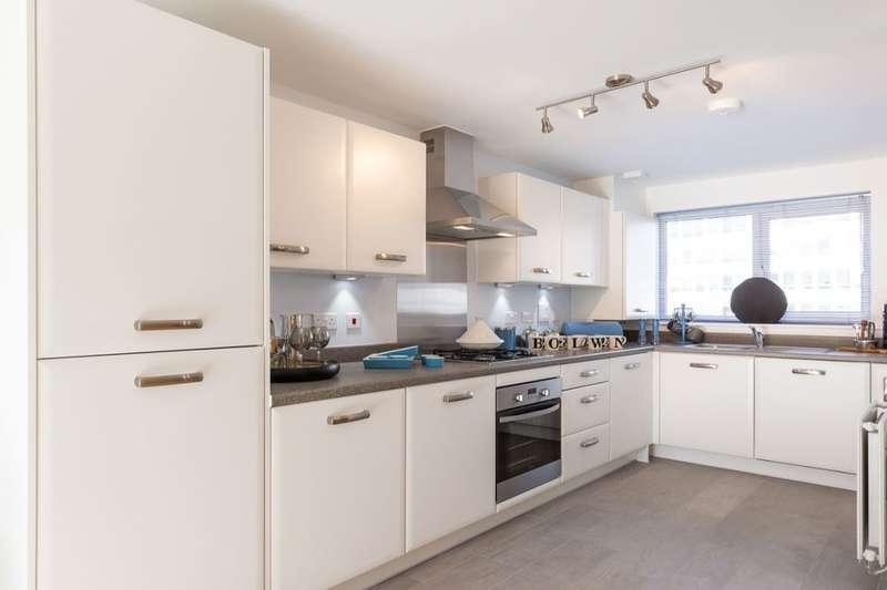 2 Bedrooms Property for sale in Jan Luke Way, Camborne, TR14