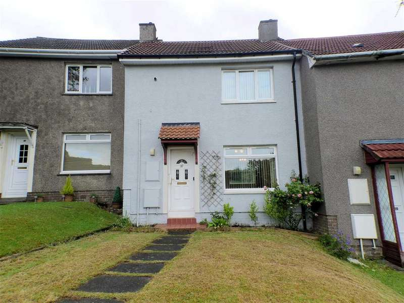 2 Bedrooms Terraced House for sale in Balfour Terrace, Murray, EAST KILBRIDE