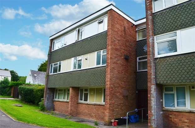 3 Bedrooms Flat for sale in Viaduct Court, Lower Cwm, Pontypool, Torfaen
