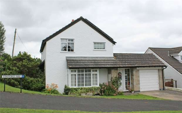 4 Bedrooms Detached House for sale in Stafford Way, Dolton, Winkleigh, Devon