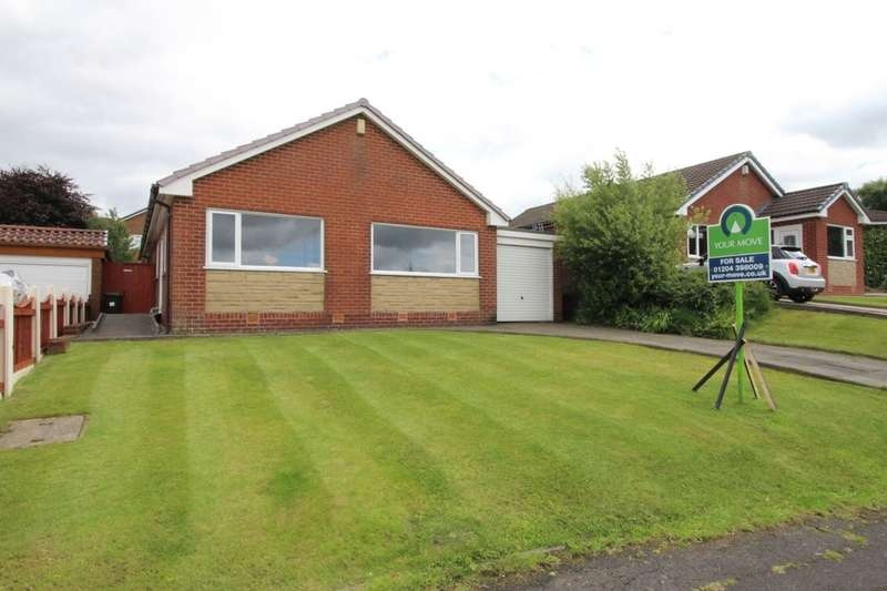 3 Bedrooms Detached Bungalow for sale in Armadale Road, Ladybridge, Bolton, BL3