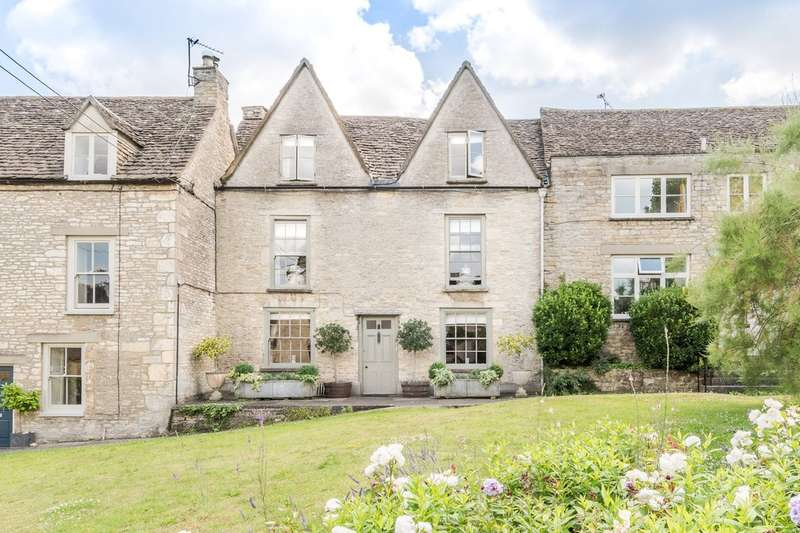 4 Bedrooms Terraced House for sale in The Green, Tetbury