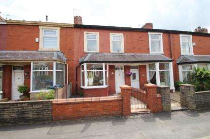 2 Bedrooms Terraced House for sale in Moorfield Avenue, Ramsgreave, Blackburn, Lancashire, BB1