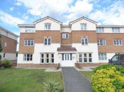 2 Bedrooms Flat for sale in Regency Gardens, Hyde, Greater Manchester
