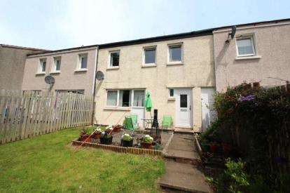4 Bedrooms Terraced House for sale in Craignaw Place, Bourtreehill South, Irvine, North Ayrshire