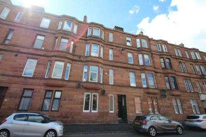 1 Bedroom Flat for sale in Holmlea Road, BATTLEFIELD, Glasgow
