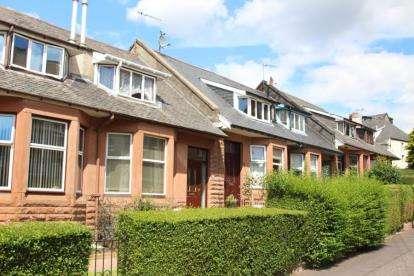 2 Bedrooms Terraced House for sale in Ellangowan Road, Glasgow