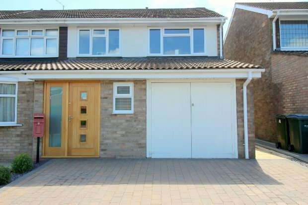 3 Bedrooms Semi Detached House for sale in Alpine Rise, Styvechale Grange, Coventry