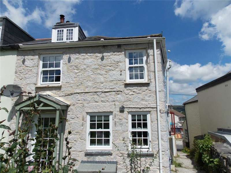 1 Bedroom End Of Terrace House for sale in Tremar Lane, St Cleer, Liskeard