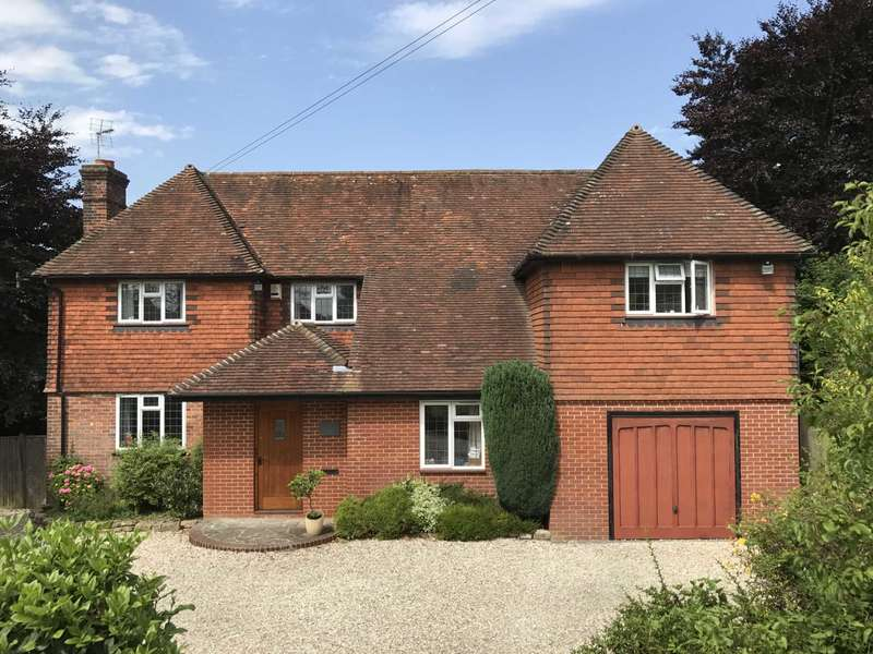6 Bedrooms Detached House for sale in Houndean Rise, Lewes
