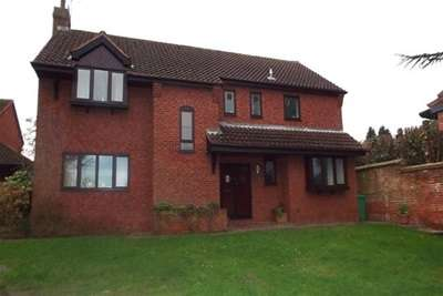 5 Bedrooms Detached House for rent in Rectory Gardens, Wollaton