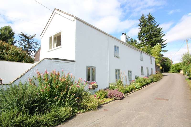 3 Bedrooms Detached House for sale in Llanwenarth, Llanwenarth, Abergavenny, NP7