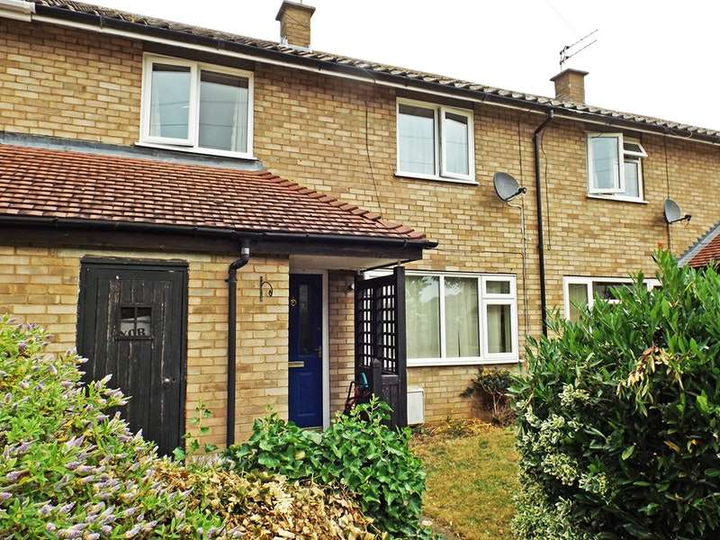 2 Bedrooms Terraced House for sale in Lawrence Road, Peterborough, Cambridgeshire, PE8