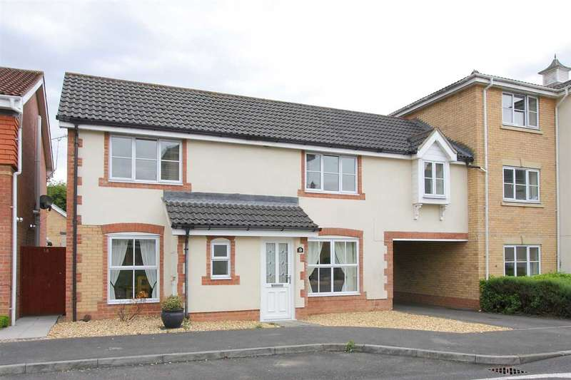 4 Bedrooms End Of Terrace House for sale in Lilac Close, Andover