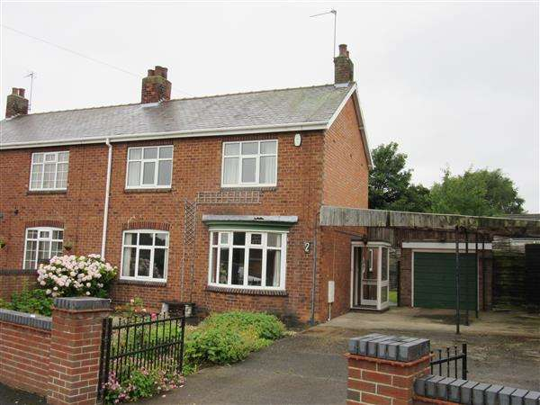 3 Bedrooms Semi Detached House for sale in Temperance Avenue, Messingham, Scunthorpe