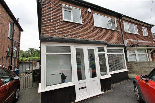 3 Bedrooms Semi Detached House for sale in Mountside Cresent, Prestwich