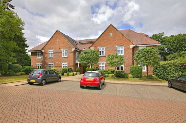2 Bedrooms Flat for sale in Hambleden Place, 32 Gills Hill, RADLETT, Hertfordshire
