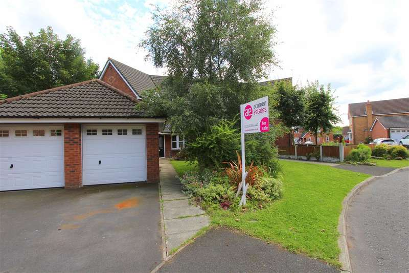 3 Bedrooms Semi Detached House for sale in The Meads, Eccleston Park, Prescot