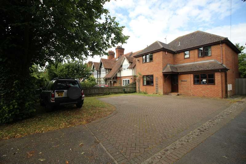 4 Bedrooms Detached House for sale in Gosfield Road, Braintree